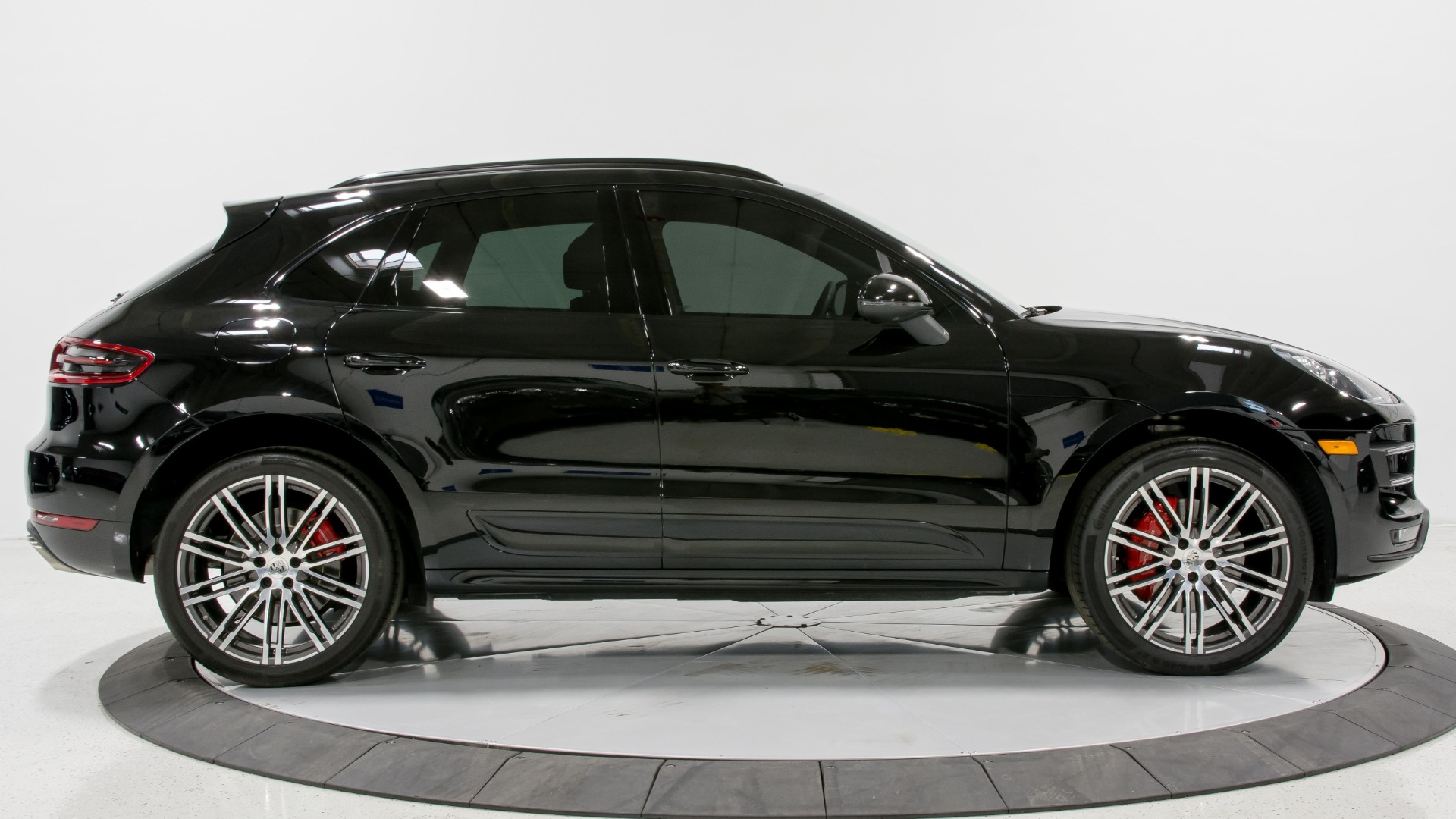 2016 Porsche Macan Turbo Stock for sale near Pompano Beach