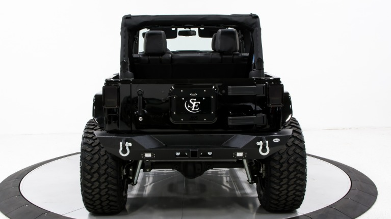 Used 2017 Jeep Wrangler Unlimited Sport S         [NEW BUILD] [38