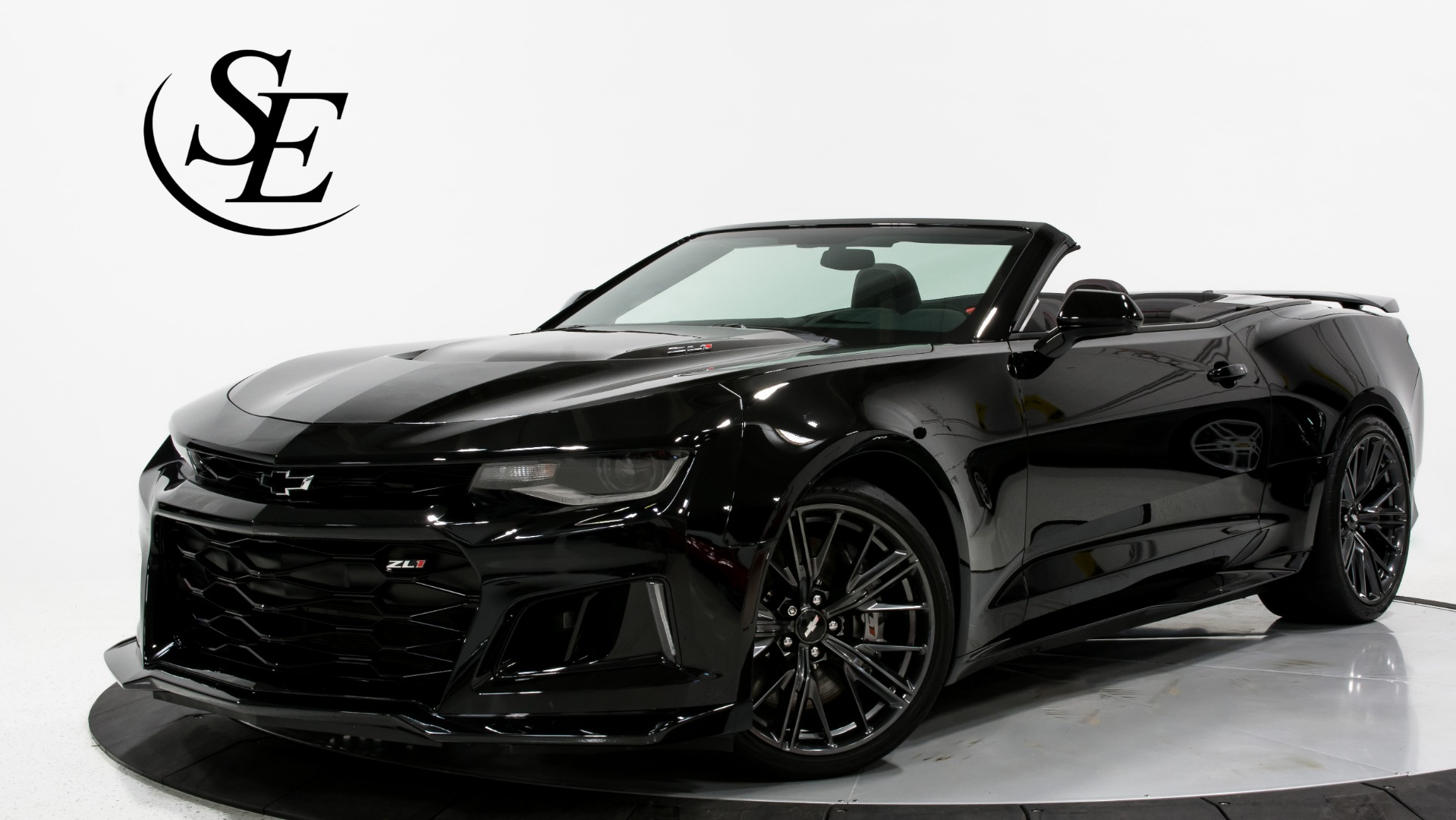 2017 Chevrolet Camaro ZL1 Stock for sale near Pompano Beach