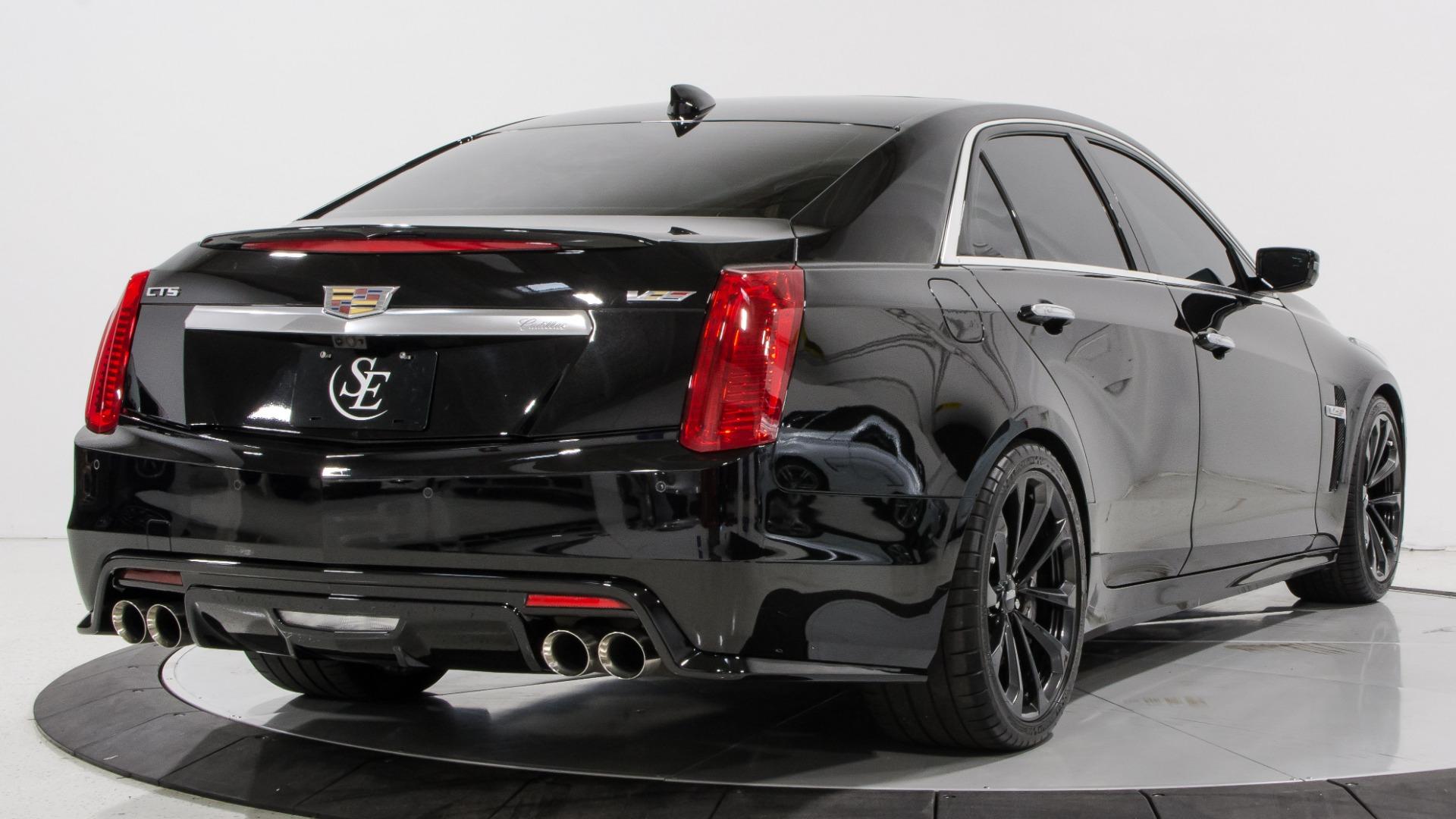 2017 Cadillac CTS-V Stock # 22625 for sale near Pompano ...