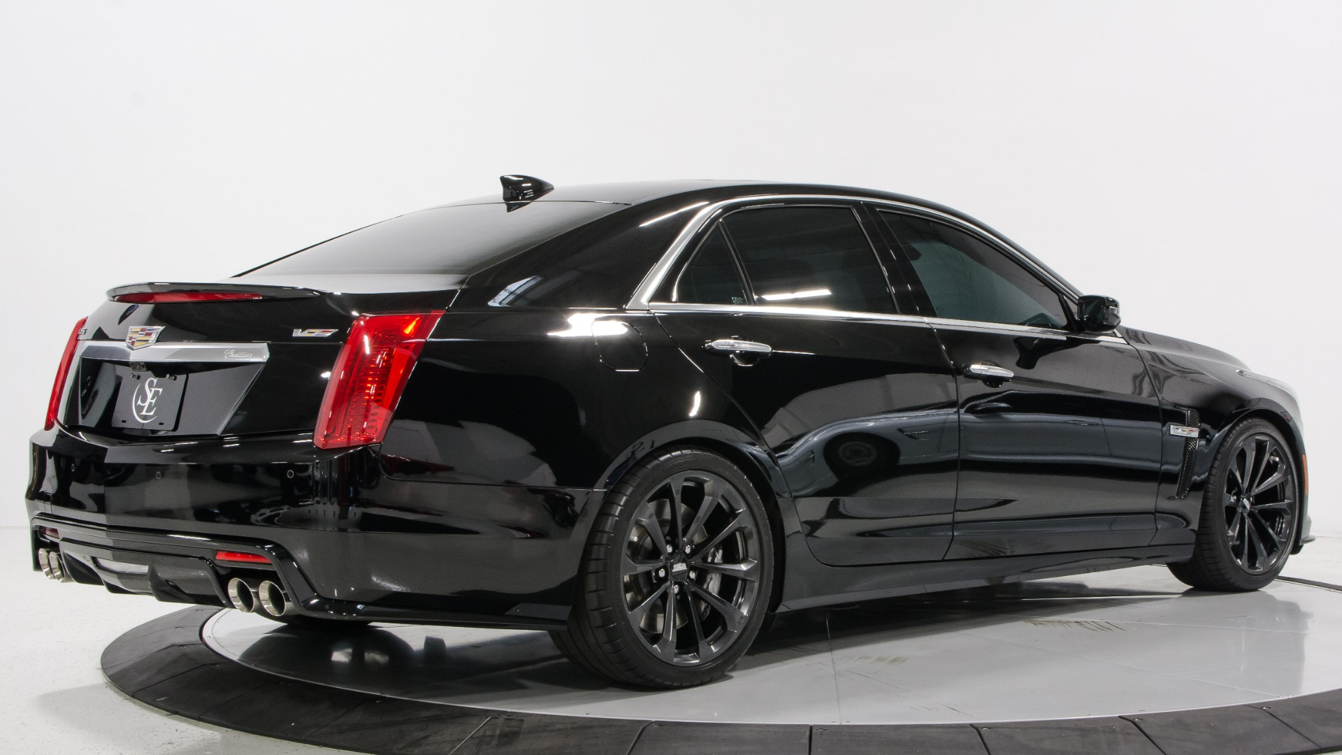 2017 Cadillac CTS-V Stock # 22625 for sale near Pompano ...