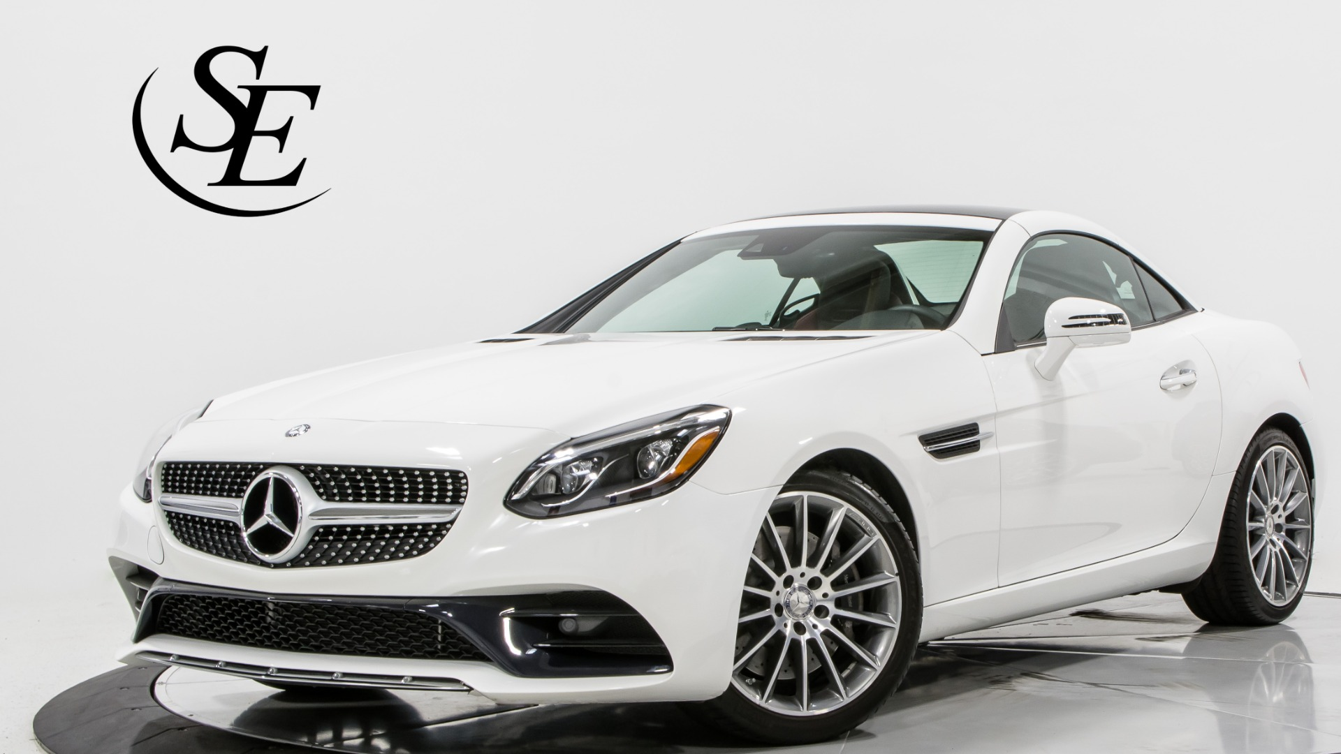 Used 2017 Mercedes Benz SLC 300 | Pompano Beach, FL