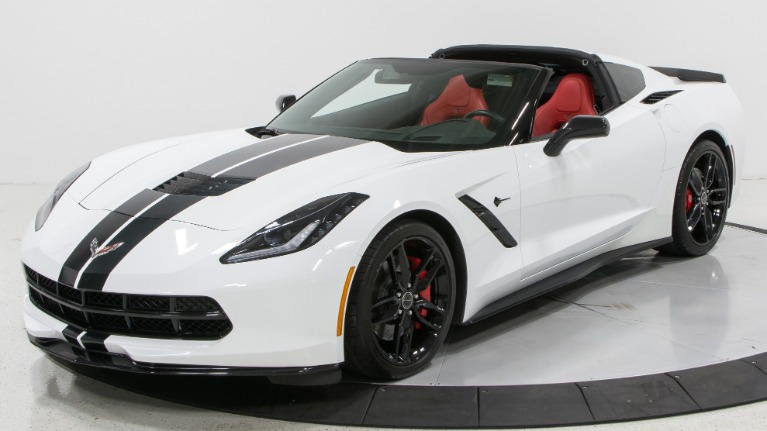 Used 2015 Chevrolet Corvette Stingray Z51 | Pompano Beach, FL