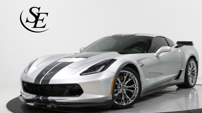 Used 2016 Chevrolet Corvette Z06 3LZ | Pompano Beach, FL