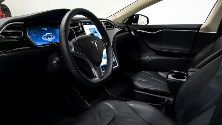 Used 2014 Tesla Model S 85 | Pompano Beach, FL