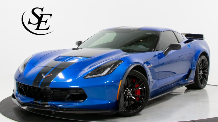 Used 2015 Chevrolet Corvette Z06 3LZ Z07 | Pompano Beach, FL