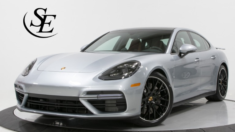 Used 2018 Porsche Panamera Turbo | Pompano Beach, FL