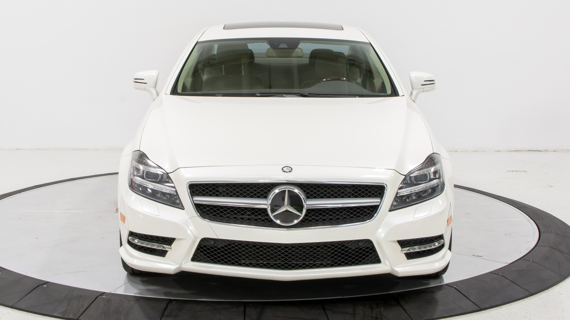 2012 Mercedes Benz CLS CLS 550 Stock for sale near Pompano