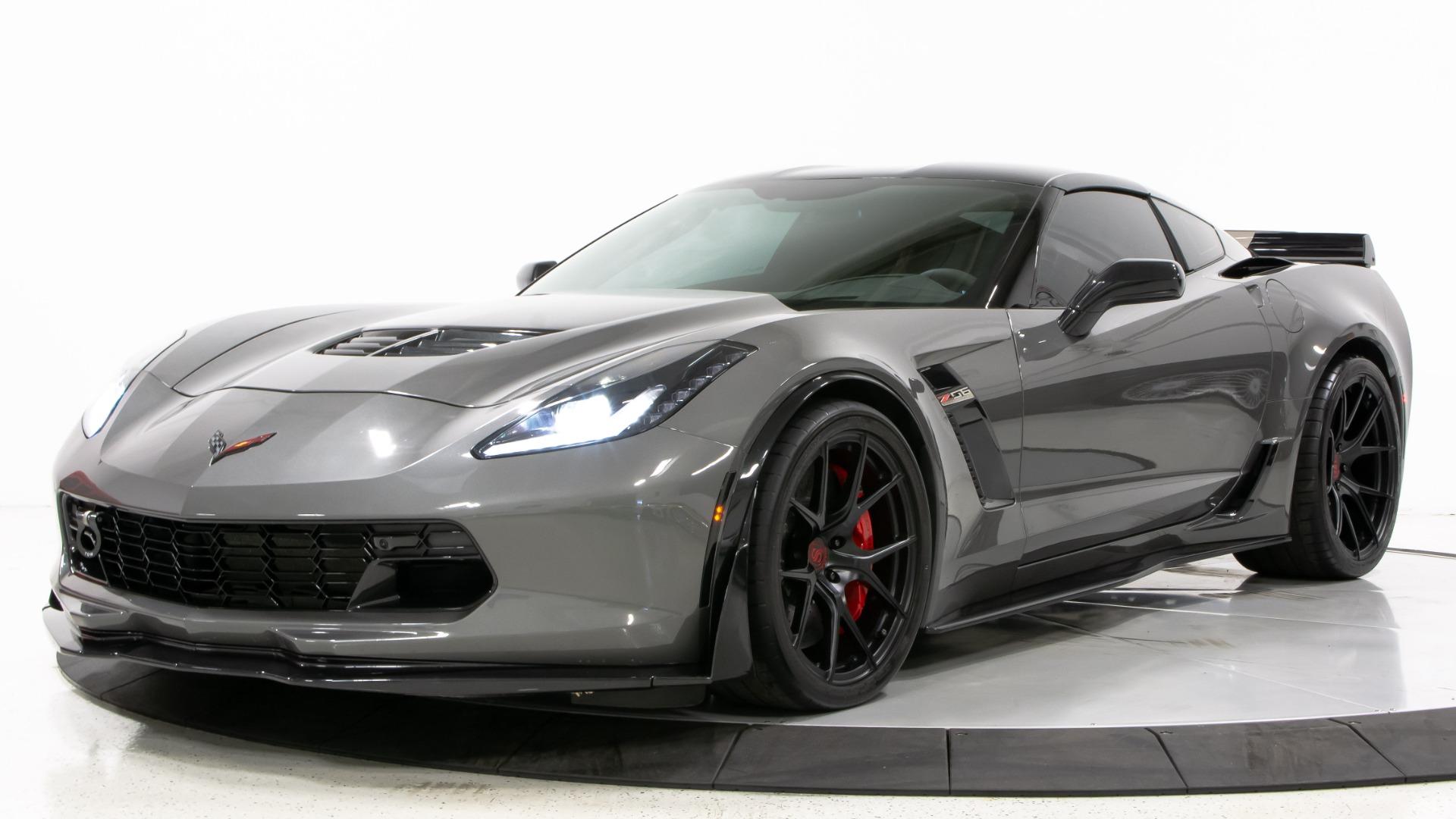 Used 2016 Chevrolet Corvette Z06 Z07 1000rwhp 416 Stroker Magnuson Sc Over 75