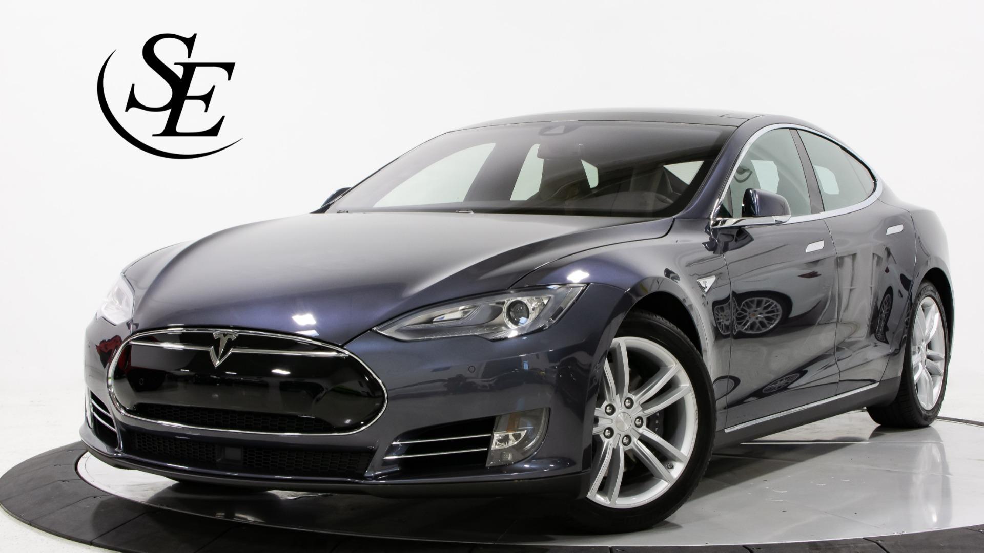 2015 Tesla Model S 85d Stock 22684 For Sale Near Pompano