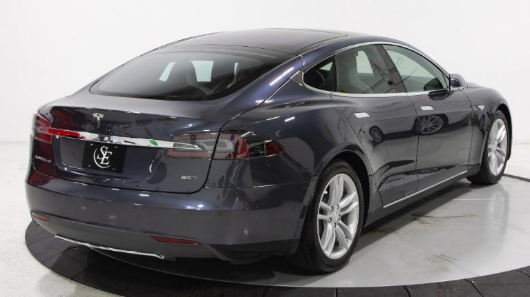 Used 2015 Tesla Model S 85D | Pompano Beach, FL