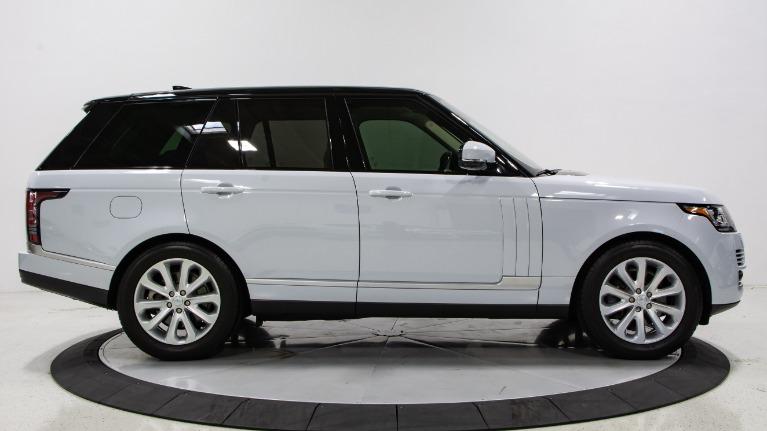 Used 2017 Land Rover Range Rover HSE Td6 | Pompano Beach, FL