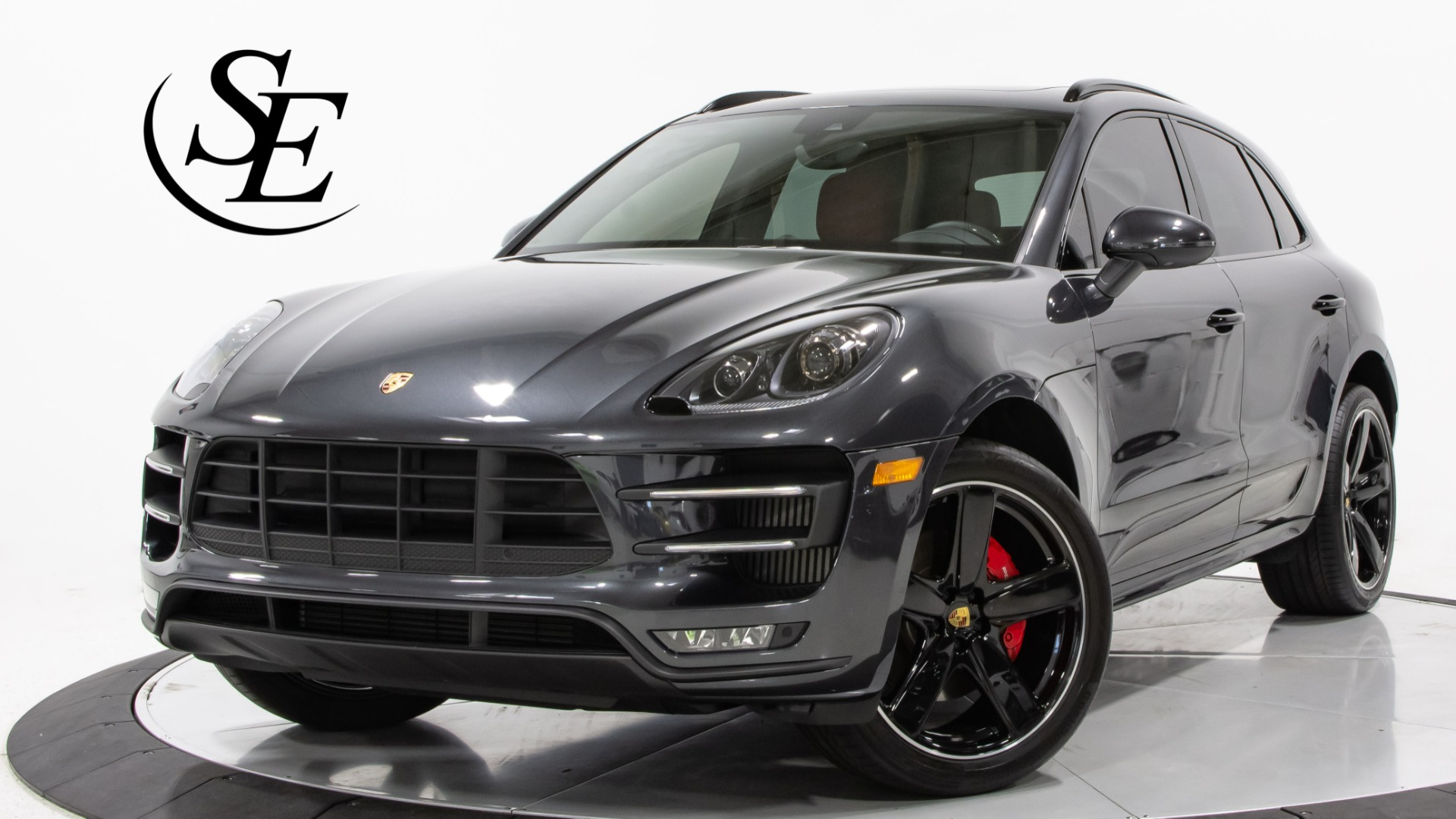 2018 Porsche Macan Turbo Stock 22690