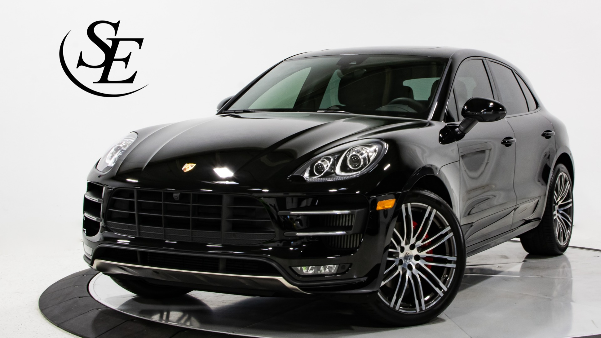 2018 Porsche Macan Turbo Stock  22689 for sale near Pompano