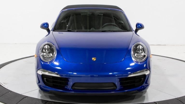 Used 2013 Porsche 911 Carrera 4 | Pompano Beach, FL