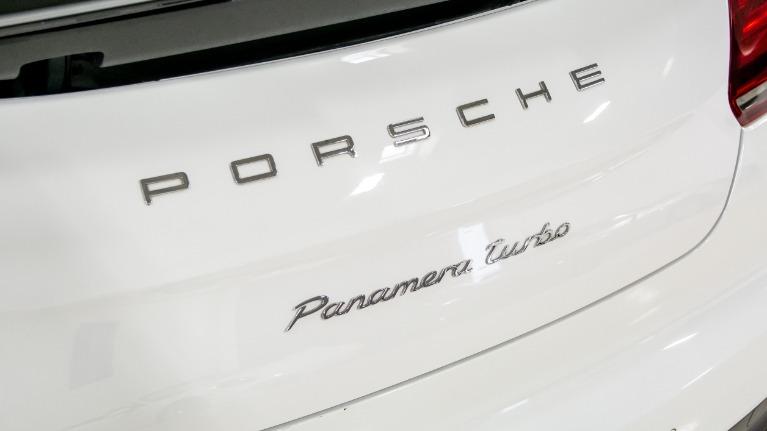 Used 2014 Porsche Panamera Turbo   Pompano Beach, FL