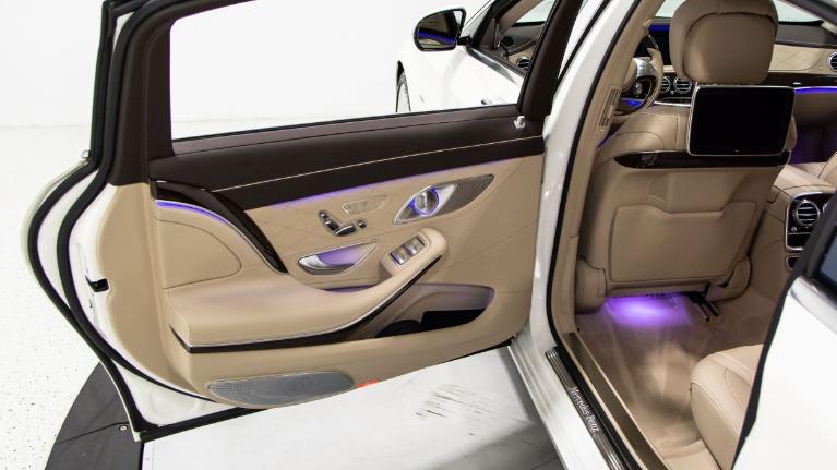 Used 2016 Mercedes-Benz S-Class Maybach S 600 | Pompano Beach, FL