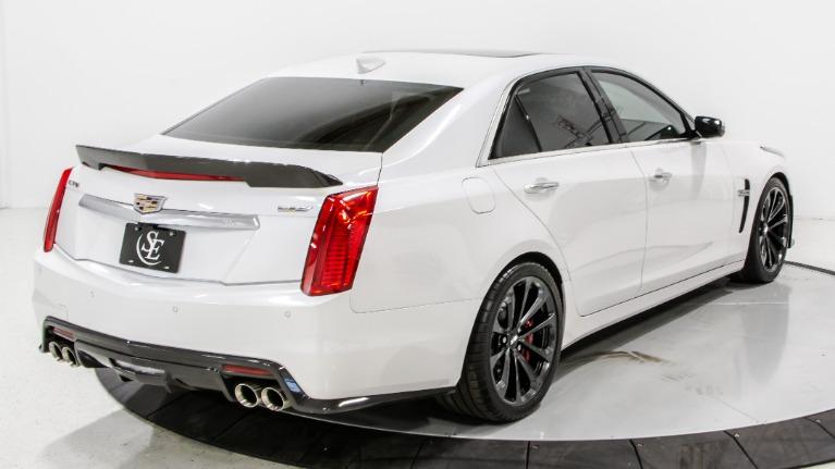 Used 2018 Cadillac CTS-V $104K ORIGINAL MSRP!   Pompano Beach, FL