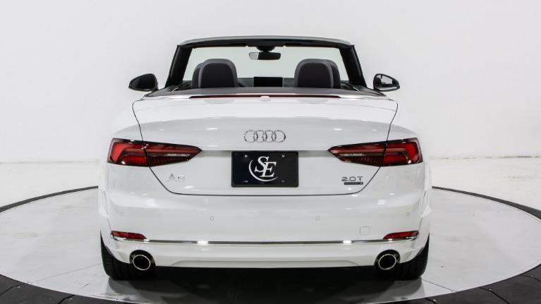 Used 2018 Audi A5 2.0T quattro Premium Plus | Pompano Beach, FL