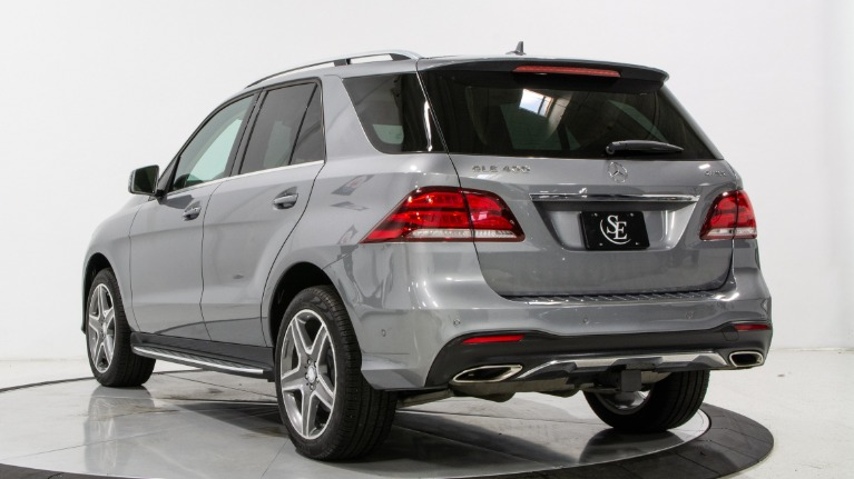 Used 2016 Mercedes-Benz GLE GLE 400 4MATIC | Pompano Beach, FL