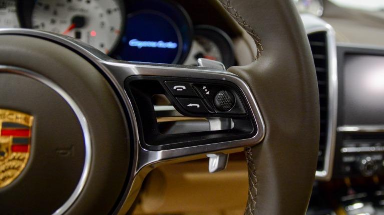 Used 2015 Porsche Cayenne Turbo | Pompano Beach, FL