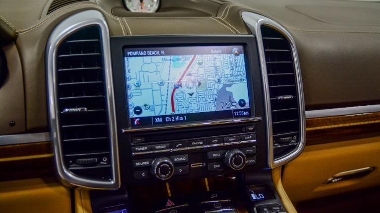 Used 2015 Porsche Cayenne Turbo (SOLD) | Pompano Beach, FL
