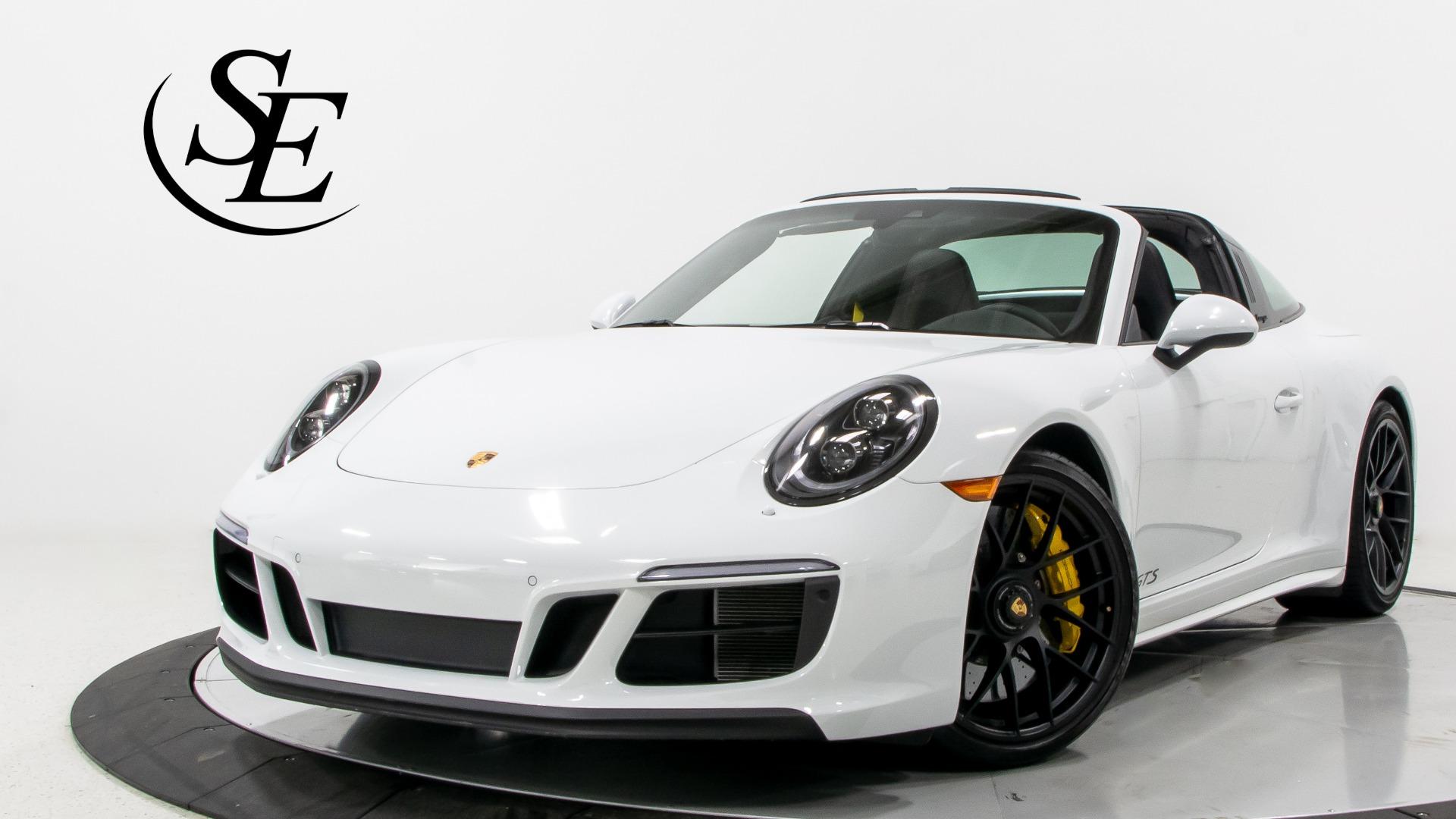 2018 Porsche 911 Targa 4 Gts 180280 Msrp Stock 22720