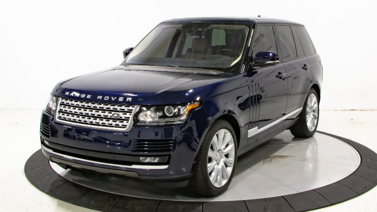 Used 2016 Land Rover Range Rover Supercharged | Pompano Beach, FL