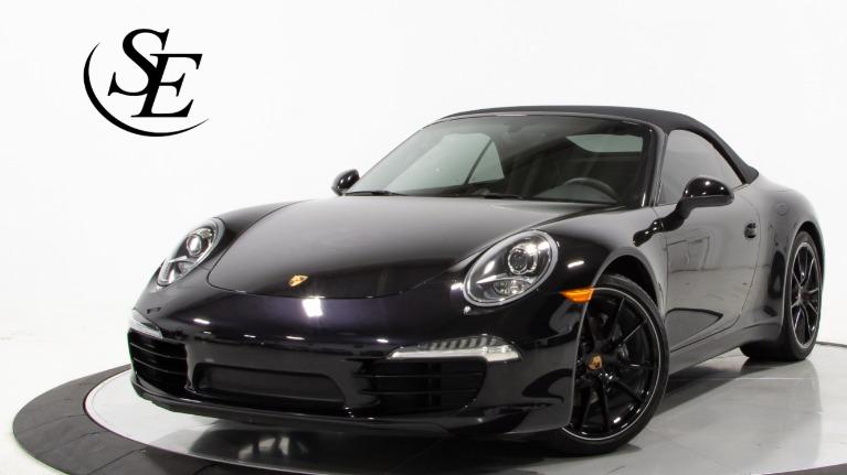 Used 2014 Porsche 911 Carrera Cabriolet | Pompano Beach, FL