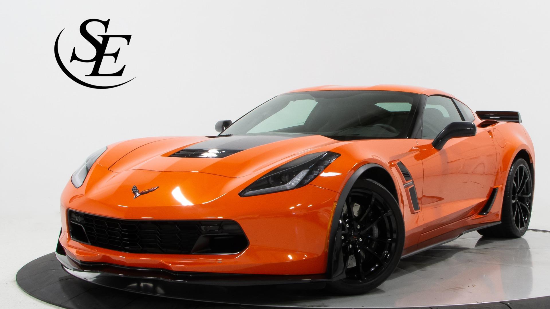 2019 Chevrolet Corvette Grand Sport 3lt Stock 22734 For