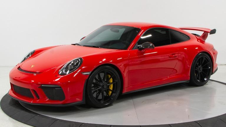Used 2018 Porsche 911 GT3   Pompano Beach, FL