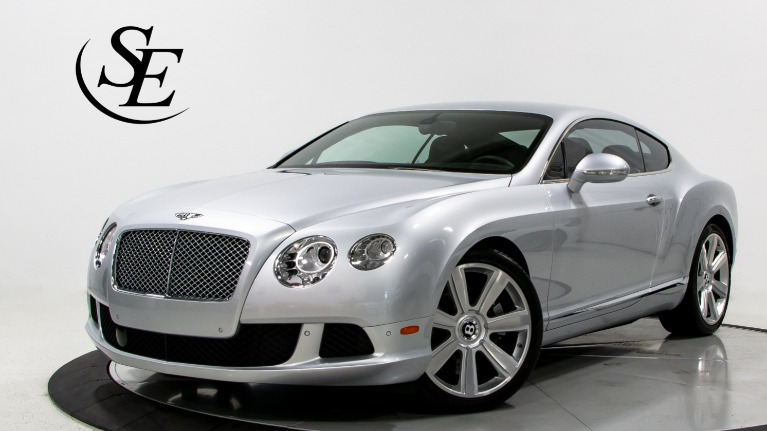 Used 2012 Bentley Continental GT | Pompano Beach, FL