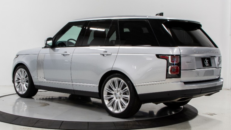 Used 2019 Land Rover Range Rover Supercharged | Pompano Beach, FL