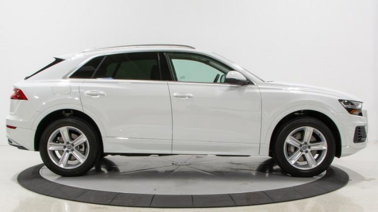 Used 2019 Audi Q8 3.0T quattro Premium | Pompano Beach, FL