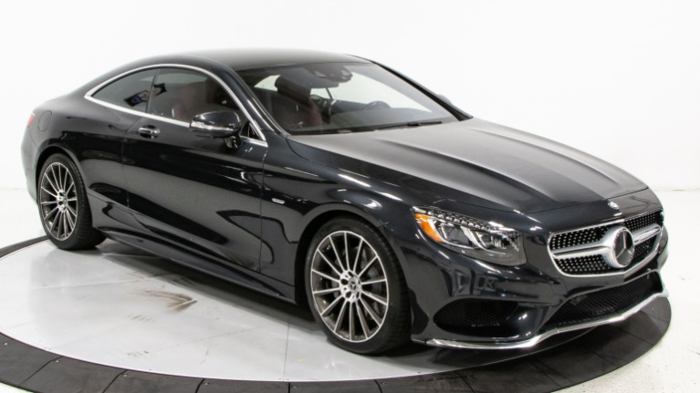 Used 2015 Mercedes-Benz S-Class S 550 4MATIC Edition 1 | Pompano Beach, FL