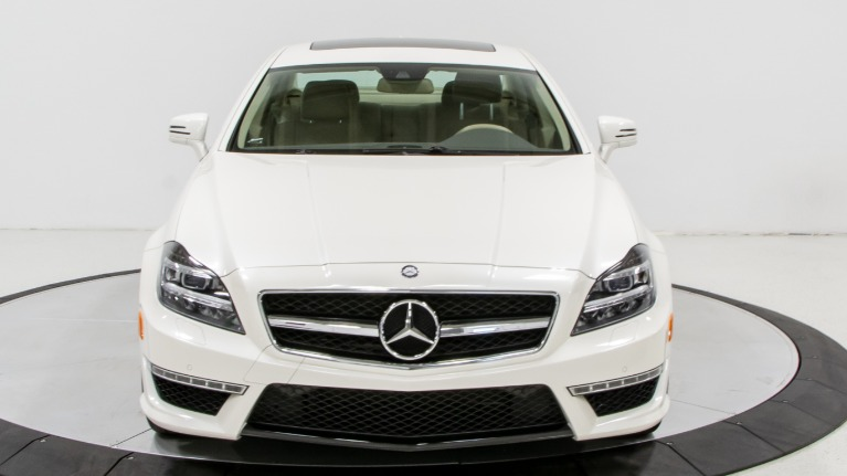 Used 2013 Mercedes-Benz CLS CLS 63 AMG | Pompano Beach, FL