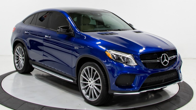 Used 2019 Mercedes-Benz GLE AMG GLE 43 Coupe | Pompano Beach, FL