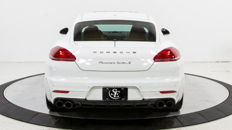 Used 2015 Porsche Panamera Turbo S | Pompano Beach, FL