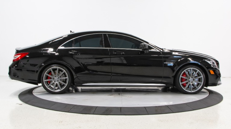 Used 2017 Mercedes-Benz CLS AMG CLS 63 S | Pompano Beach, FL