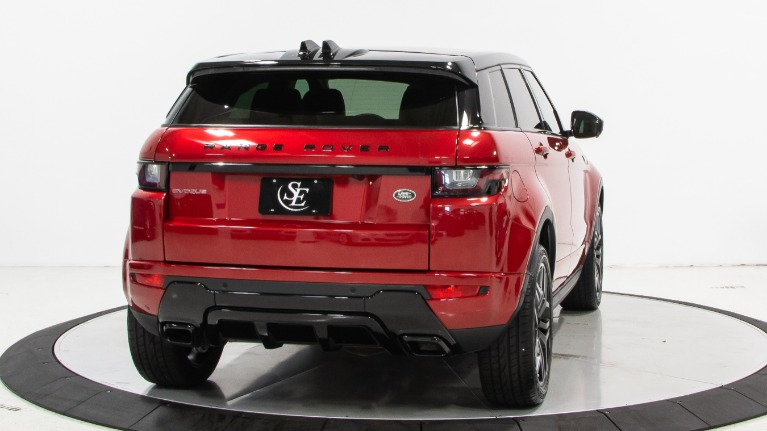 Used 2016 Land Rover Range Rover Evoque HSE Dynamic | Pompano Beach, FL
