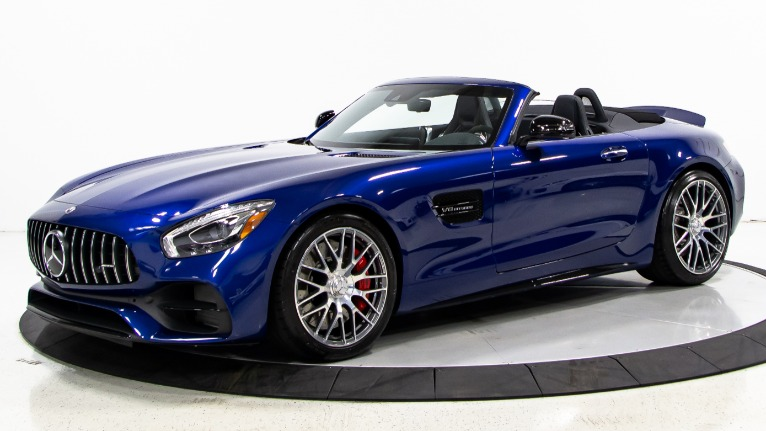 Used 2018 Mercedes-Benz AMG GT C Roadster | Pompano Beach, FL