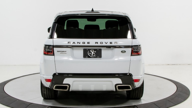Used 2018 Land Rover Range Rover Sport Supercharged Dynamic $104K MSRP! | Pompano Beach, FL