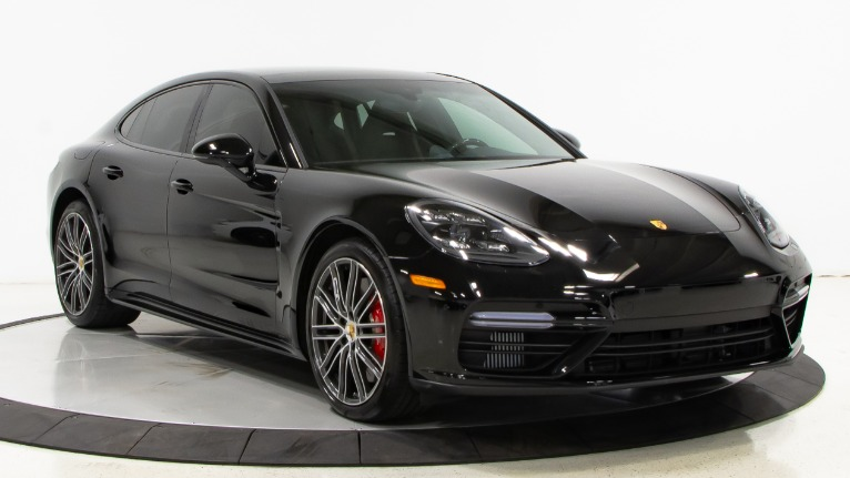 Used 2017 Porsche Panamera Turbo | Pompano Beach, FL