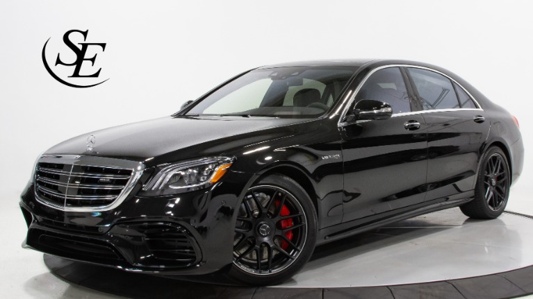 Used 2019 Mercedes-Benz S-Class AMG S 63 $176K MSRP! (SOLD) | Pompano Beach, FL
