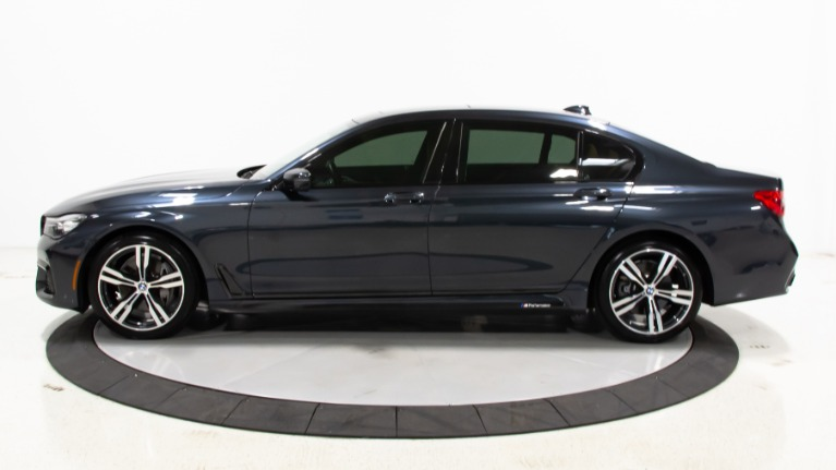 Used 2018 BMW 7 Series 740i M Sport | Pompano Beach, FL