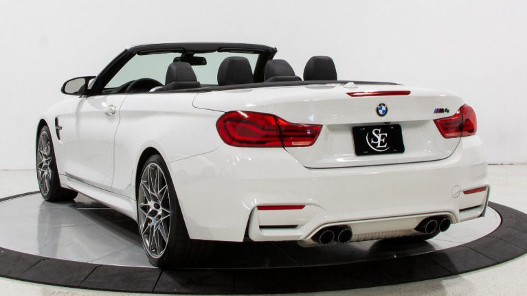 Used 2018 BMW M4 Competition Package | Pompano Beach, FL