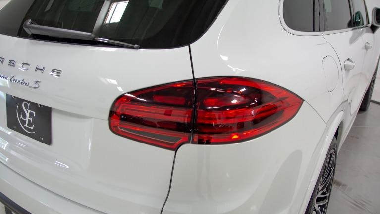 Used 2016 Porsche Cayenne Turbo S   Pompano Beach, FL