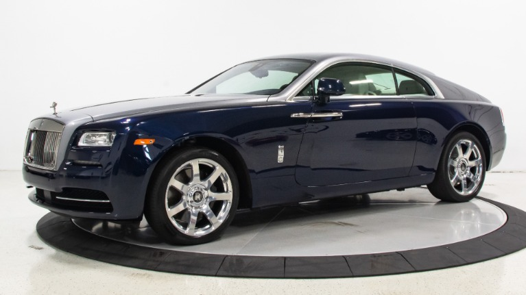 Used 2015 Rolls-Royce Wraith    Pompano Beach, FL