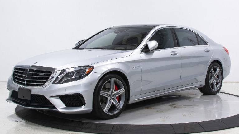 Used 2017 Mercedes-Benz S-Class AMG S 63 | Pompano Beach, FL