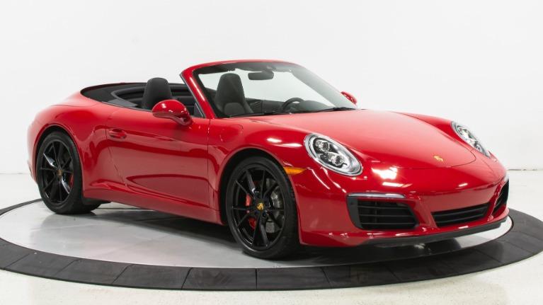 Used 2017 Porsche 911 Carrera S Cabriolet   Pompano Beach, FL